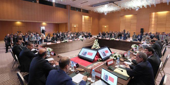"""تقديم استراتيجية """"غابات المغرب 2020-2030"""