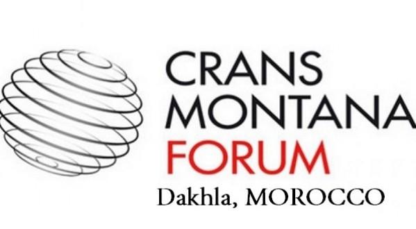 Le Forum de Crans Montana, se tiendra du 12 au 14 mars à Dakhla