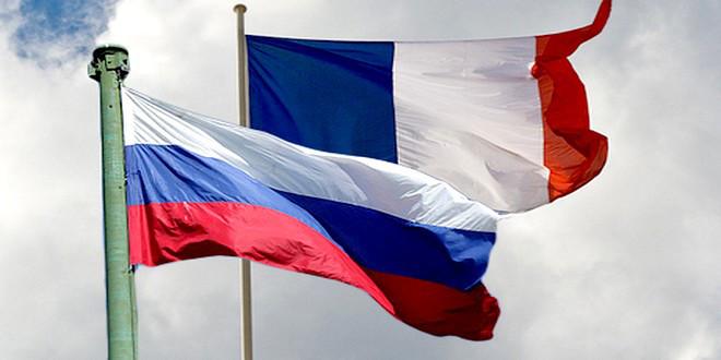 La France tente un rapprochement avec la Russie