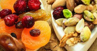 Iran double ses exportations de fruits et de noix vers la Chine