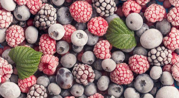 Fruits surgelés : une tendance croissante dans le monde
