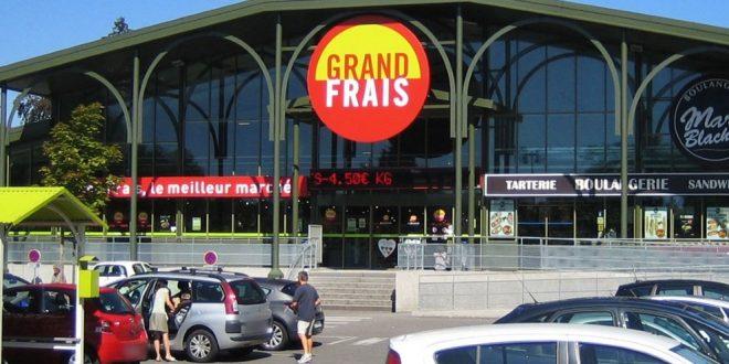 Les magasins GRAND FRAIS rachetés