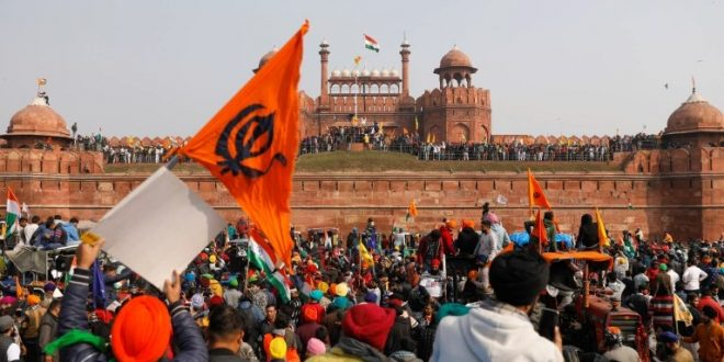 Inde : des centaines d'agriculteurs entament une grève de la faim