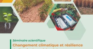 Changement climatique INRA Maroc