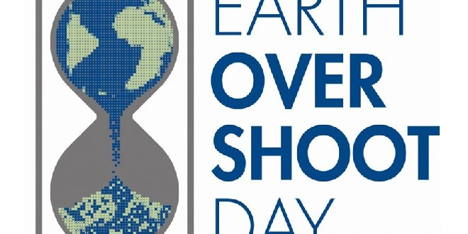 «Le jour de dépassement de la Terre»