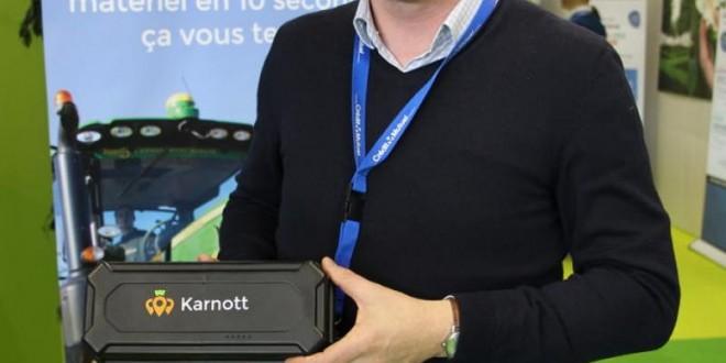 Isagri se dote de capteurs Karnott pour ses logiciels!