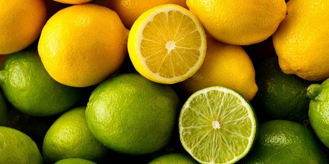 La production mondiale de citrons et de limes en baisse