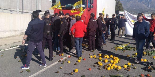 Espagne : Les manifestations contre les produits agricoles marocains reprennent