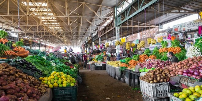 Maroc moins intermédiaires dans la commercialisation des fruits et légumes