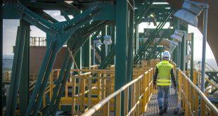 Maroc Nigeria usine de production engrais de 1,3 MM$ avance bien