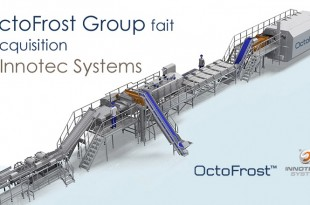 OctoFrost: Acquisition d'Innotec Systems