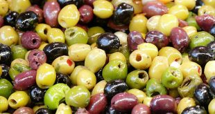 La consommation mondiale olives de table augmente fortement