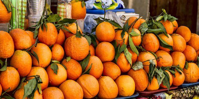Aperçu du marché mondial orange
