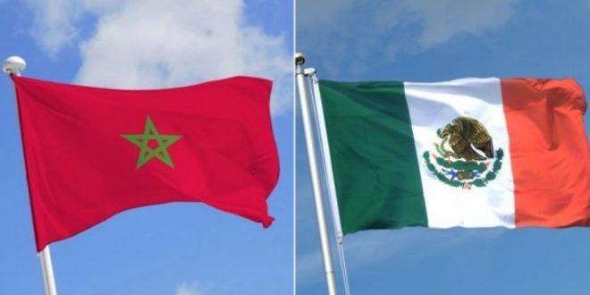 maroc mexique partenariat agriculture