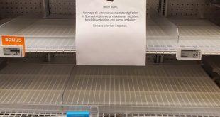Le gel en Espagne conduit à une pénurie de légumes dans les supermarchés UE