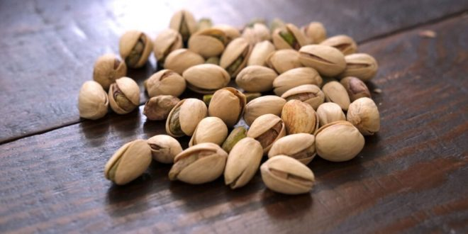 La production mondiale de pistaches approche le million de tonnes