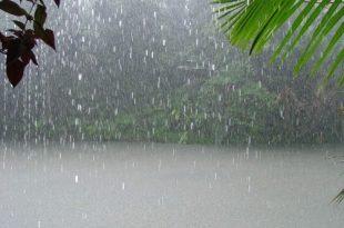De faibles pluies prévues en début de semaine