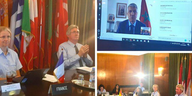Tenue de la 146ème réunion du Conseil Administration du CIHEAM