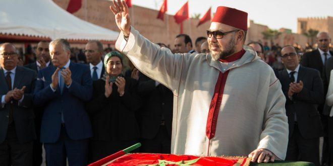 "Alerte: SM Le Roi Mohammed VI lance ""Génération Green 2020-2030"""