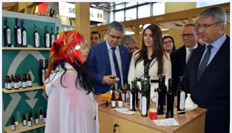 Paris : Le pavillon du Maroc connait un franc succès au salon de l'agriculture