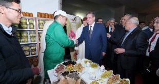 1ère édition du salon de l'industrie de transformation d'olives à Taourirt