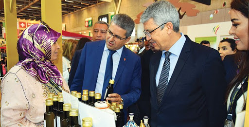Le Maroc félicité d'être un pays très en avance dans l'agriculture à Paris