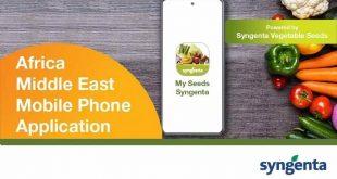 Syngenta lance une nouvelle application mobile pour ses produits !