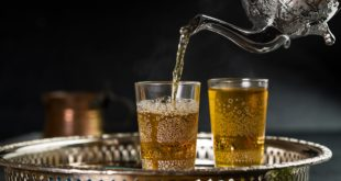 Rencontre thé Chine Maroc