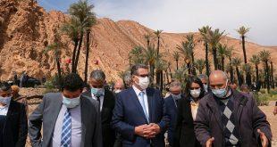 Lancement d'importants projets dans la Vallée d'Ait Mansour